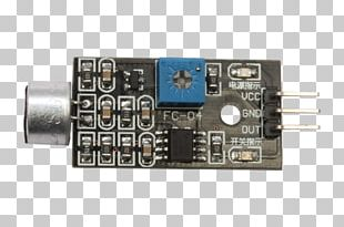 Microcontroller Electronics Hardware Programmer Electronic Component TV Tuner Cards & Adapters PNG