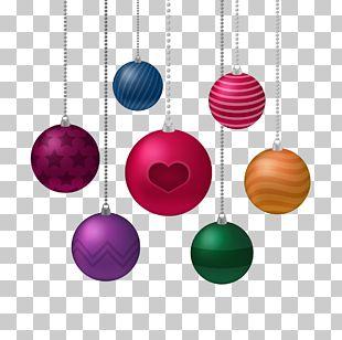 Decoration Balls PNG