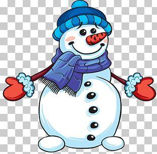 Snowman Christmas Blog PNG