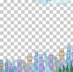 Cartoon Drawing Winter PNG