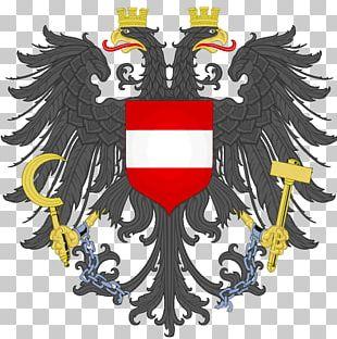 Austrian Empire Austria-Hungary Holy Roman Empire Habsburg Monarchy Double-headed Eagle PNG