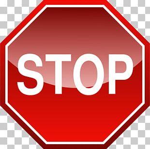 Stop Sign Logo PNG