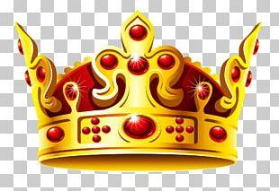 Crown King PNG