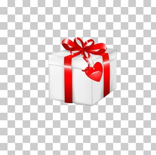 Gift Ribbon Valentines Day PNG