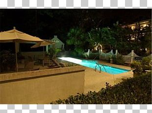 Landscape Lighting Swimming Pool Water Feature Resort PNG
