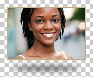 Smile African American Black Woman Happiness PNG