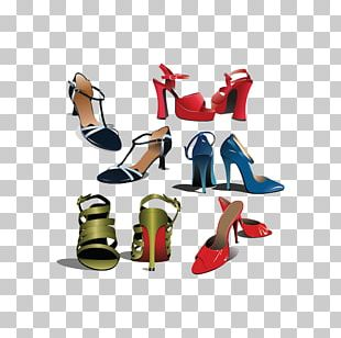 Shoe Stock Photography High-heeled Footwear PNG