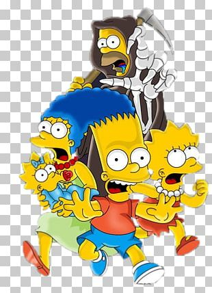 The Simpsons Ride Homer Simpson Drawing The Simpsons PNG