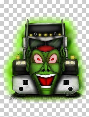 Green Goblin Mack Trucks Mack Titan Mack B Series PNG