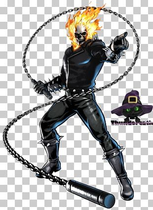 Ultimate Marvel Vs. Capcom 3 Marvel Vs. Capcom 3: Fate Of Two Worlds Johnny Blaze Doctor Doom Marvel Super Heroes PNG