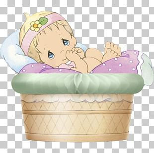 Baby Shower Precious Moments PNG