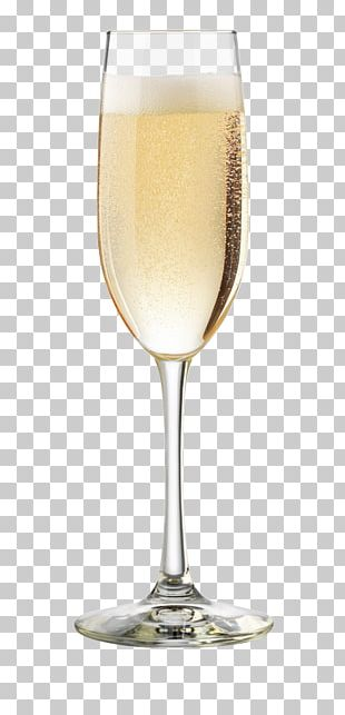 White Wine Champagne Glass Sparkling Wine PNG