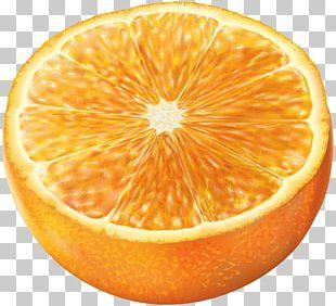 Blood Orange Juice Tangerine PNG