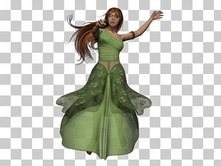 Costume Design Figurine PNG