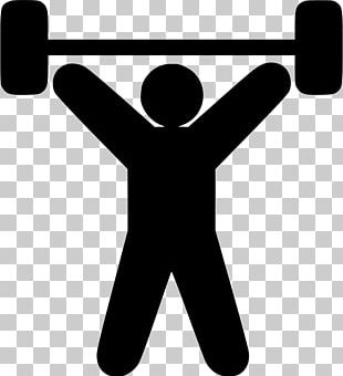 Olympic Weightlifting Weight Training Exercise Computer Icons Dumbbell PNG