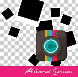 Paper Polaroid Corporation Instant Camera PNG