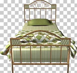 Bed Frame Mattress Garden Furniture PNG