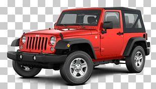 Jeep Wrangler JK Chrysler Dodge Car PNG