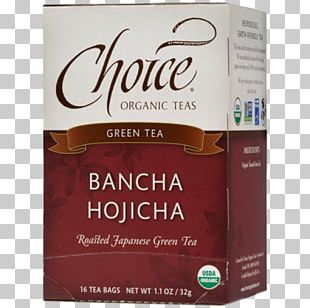 Hōjicha Green Tea Organic Food Earl Grey Tea PNG