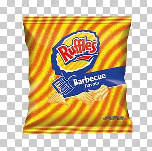 Potato Chip Ruffles Sour Cream Ranch Dressing Dipping Sauce PNG