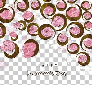 Mothers Day International Womens Day Woman Illustration PNG