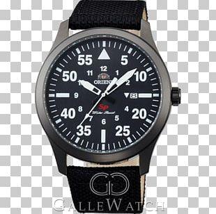 Orient Watch Quartz Clock WatchTime PNG