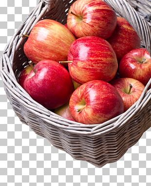 The Basket Of Apples Red Auglis PNG