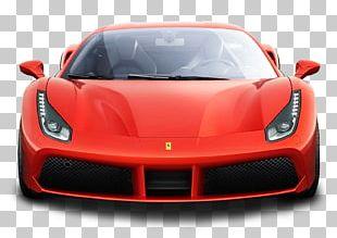 2016 Ferrari 488 GTB Ferrari 458 Car Ferrari 360 Modena PNG