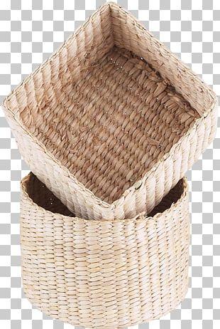 Basket Bamboe Bamboo PNG