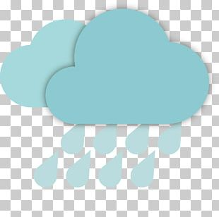 Rain Weather Forecasting Icon PNG