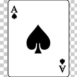 Hearts Playing Card Ace Of Spades Card Game PNG
