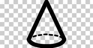 Line Geometry Geometric Shape Cone PNG