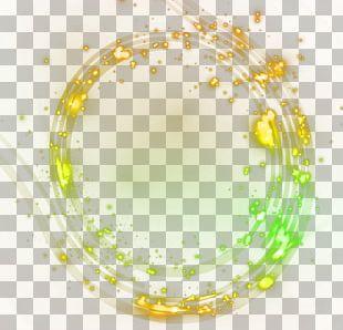 Yellow Circle PNG