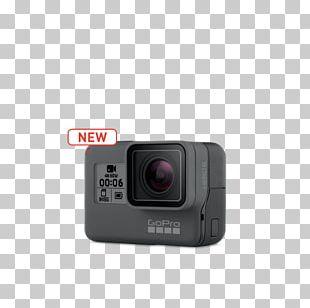GoPro Karma GoPro HERO6 Black Action Camera 4K Resolution PNG