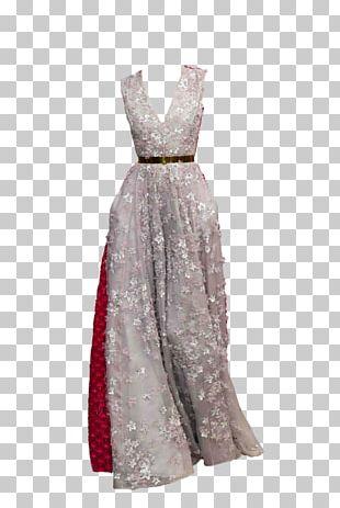 Cocktail Dress Cocktail Dress Gown Shoulder PNG