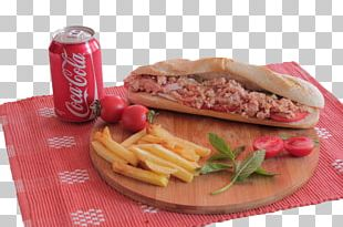 French Fries Baguette Hamburger Fast Food Junk Food PNG