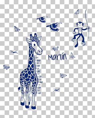 Giraffe Horse Mammal Illustration PNG