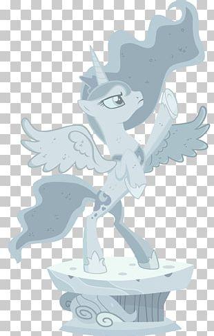 My Little Pony Princess Luna Princess Celestia Sculpture PNG