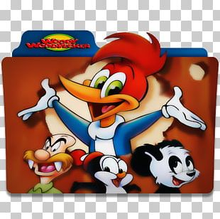 Woody Woodpecker Computer Icons Animation Cartoon PNG