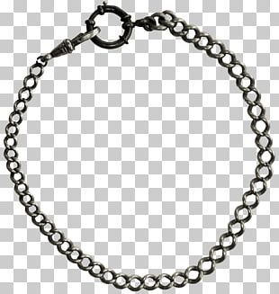 Figaro Chain Wallet Pendant Gold PNG