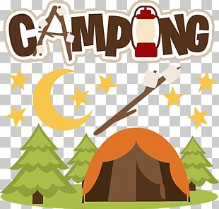 Camping Tent Scouting PNG