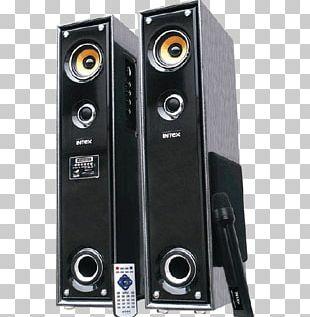 Computer Speakers Subwoofer Loudspeaker Microphone Sound PNG
