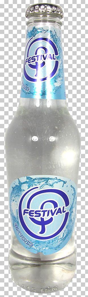 Glass Bottle Mineral Water Fizzy Drinks Bottled Water PNG
