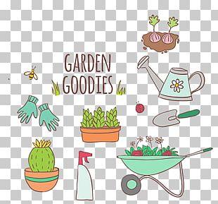Gardening Garden Tool Allotment PNG