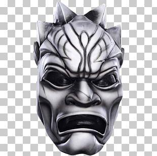 Mask Samurai Halloween Costume Clothing PNG