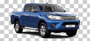 Toyota Hilux Car Pickup Truck Toyota Land Cruiser Prado PNG