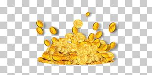 Gold Coin Money PNG
