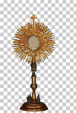 Monstrance Eucharistic Congress Eucharistic Adoration Blessed Sacrament PNG