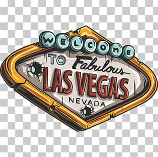 Welcome To Fabulous Las Vegas Sign Decal Sticker Vehicle License Plates PNG