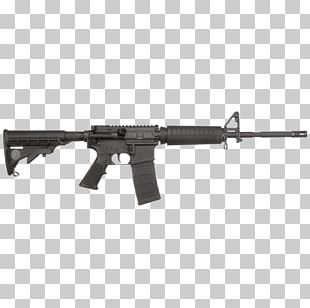 AR-15 Style Rifle 5.56×45mm NATO Semi-automatic Rifle Colt AR-15 PNG